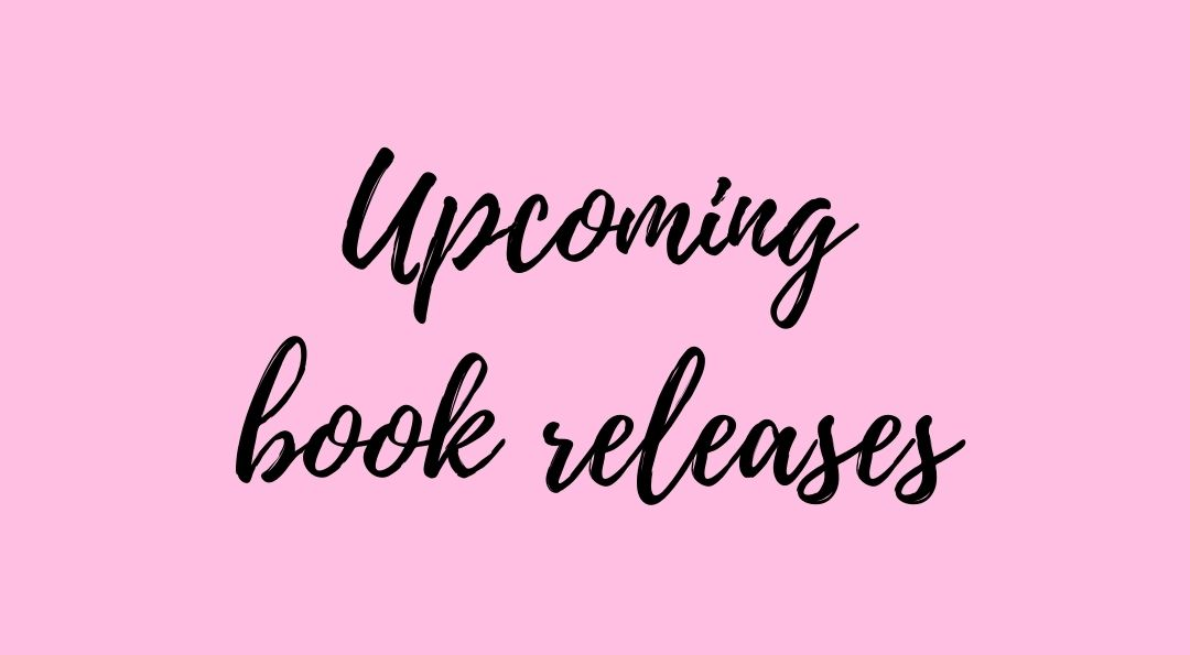 Upcoming romance book releases