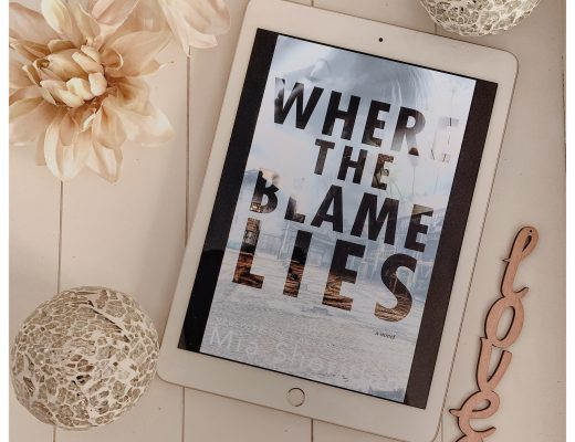 Book review Mia Sheridan - Where the blame lies