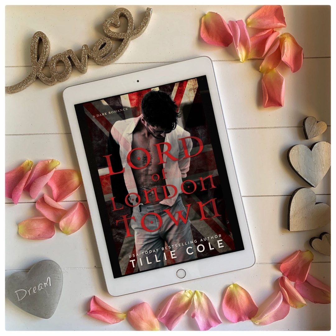 Cover Reveal Lord of London Town by Tillie Cole