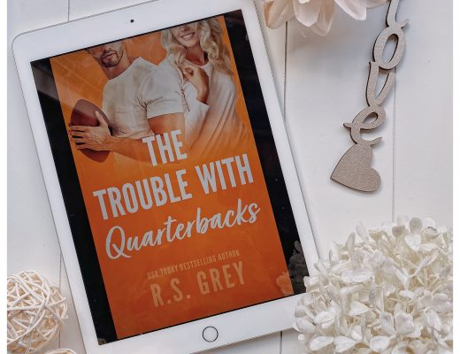 Book review: The Trouble with Quarterbacks by R.S. Grey