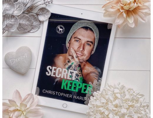 Book Review: Secret Keeper by Christopher Harlan