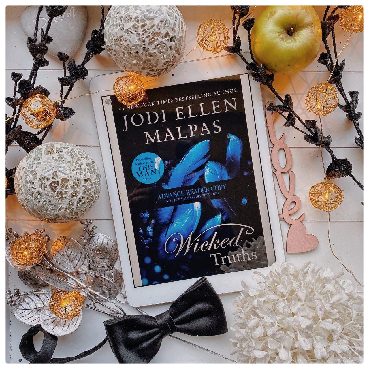 Book Review Wicked Truths by Jodi Ellen Malpas