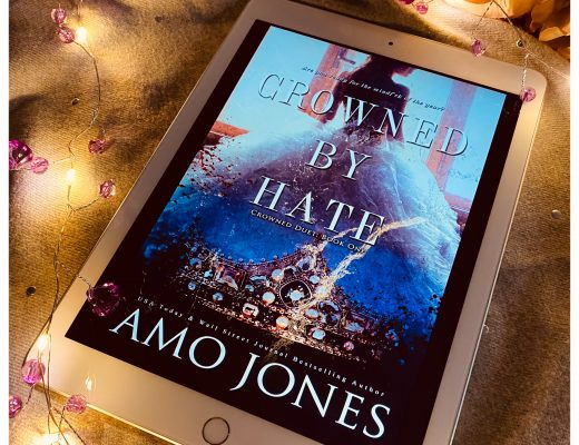 Crowned by Hate by Amo Jones